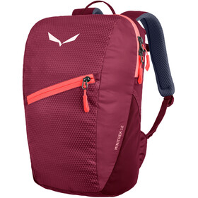 SALEWA Minitrek 12 Backpack, rhodo red